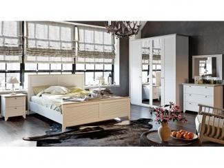 Модульная спальня Ривьера - Мебельная фабрика «ТриЯ»