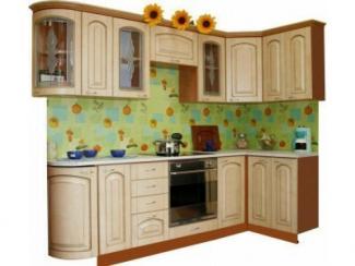 Кухонный гарнитур Беленый Дуб 2 - Мебельная фабрика «Петербургская мебельная компания (ПМК)»