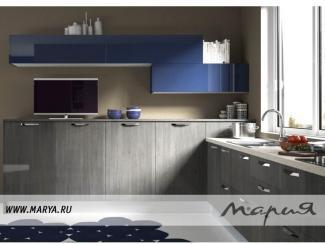 Кухонный гарнитур «Vector» (Модерн) - Мебельная фабрика «Мария»