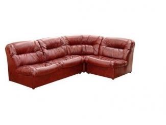 Угловой диван без подлокотников  - Мебельная фабрика «POBEDA.»