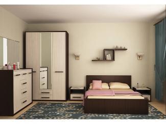 Спальня Эшли - Мебельная фабрика «Меркурий»