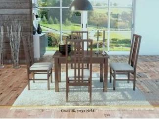 Обеденный комплект 13 - Мебельная фабрика «Верба-Мебель»
