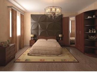 Спальня АРИЯ 5 - Мебельная фабрика «Азбука мебели»