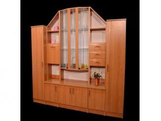 Гостиная стенка«Люкс 1» - Мебельная фабрика «Евромебель»