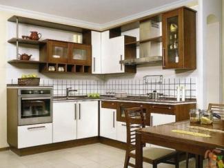 Кухня угловая Каскад