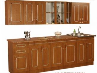Кухня прямая Валенсия  - Мебельная фабрика «Диана»