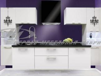 Кухня прямая Ар-Деко - Мебельная фабрика «Первая мебельная фабрика»