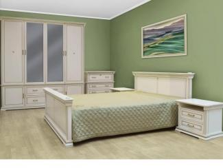 Спальный гарнитур «БЭЛА» - Мебельная фабрика «Нижегородец»
