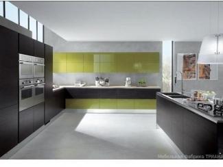 Кухня коричневая Махито - Мебельная фабрика «Триана»