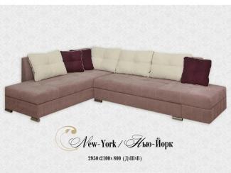 Угловой диван Нью-Йорк - Мебельная фабрика «Angelo Astori»