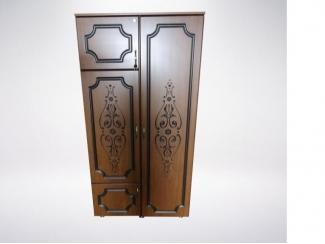 Шкаф мдф 8018 - Мебельная фабрика «Люси»