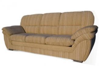 Светлый прямой диван Карина  - Мебельная фабрика «Вега»