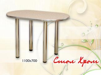 Стол хром - Мебельная фабрика «Мальта-С»