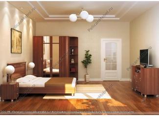 Спальный гарнитур Камелия 002 - Мебельная фабрика «Пеликан»