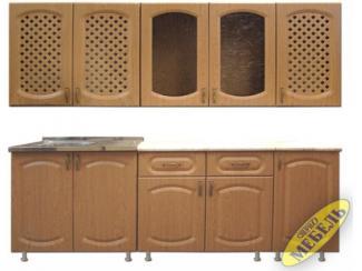 Кухня прямая 12 - Мебельная фабрика «Трио мебель»