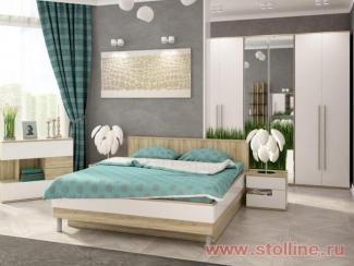 Спальня Ирма - Мебельная фабрика «Столлайн»