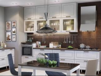 Кухня прямая Bianca modern