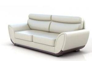 Кожаный диван Таркотта - Мебельная фабрика «DefyMebel», г. Москва