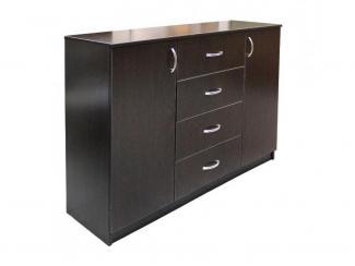 Комод Комби  венге - Мебельная фабрика «Балтика мебель»