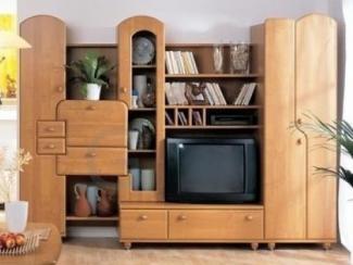 Гостиная стенка Нел - Мебельная фабрика «Мебель-комфорт», г. Березовский