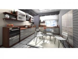 Кухонный гарнитур NEVADA - Изготовление мебели на заказ «КА2design»