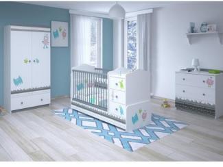 Детская POLINI монстрики - Мебельная фабрика «Воткинская промышленная компания»