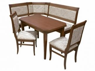 Классическая обеденная группа Версаче - Мебельная фабрика «Миал»