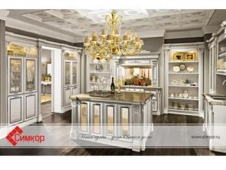 Кухня Инфинити Платинум - Мебельная фабрика «Симкор»