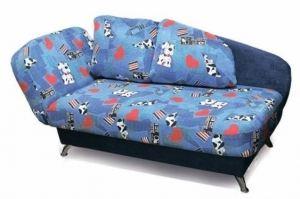 Диван Тахта синяя Антошка - Мебельная фабрика «Гамма»