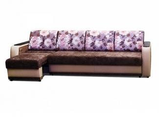 Диван Алтай угловой увеличенный  - Мебельная фабрика «Царицыно мебель»