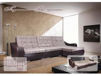 Модульный диван Релакс с подлокотниками - Мебельная фабрика «Новый Взгляд», г. Белгород