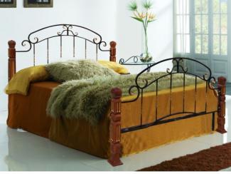 Кровать Кованная 1