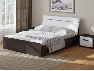 Большая эконом кровать ALBA