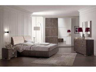 Новый спальный гарнитур Вирджиния - Мебельная фабрика «Слониммебель»