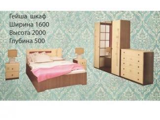Спальный гарнитур Гейша - Мебельная фабрика «Алекс-мебель»
