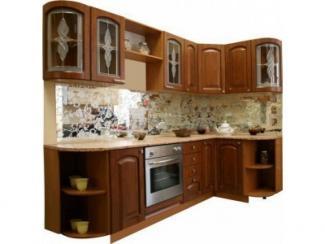 Кухонный гарнитур угловой Черешня 4
