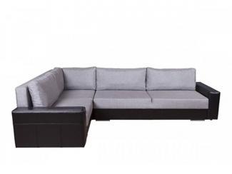 Простой диван с удобными подлокотниками Палермо 01  - Мебельная фабрика «DiVan», г. Санкт-Петербург