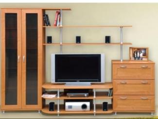 Гостиная стенка Блюз-3 - Мебельная фабрика «Северная Двина»