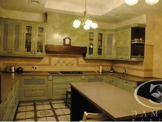 Кухонный гарнитур угловой 14 - Мебельная фабрика «Элмика»