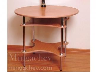Стол обеденный круглый - Мебельная фабрика «MINGACHEV»