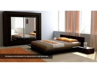 Спальный гарнитур Fiji - Мебельная фабрика «ОГОГО Обстановочка!»