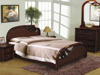 Спальный гарнитур «Алиса» - Мебельная фабрика «Виктория»