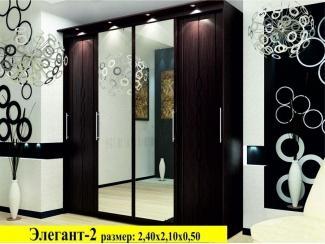 Шкаф Элегант 2 - Мебельная фабрика «Мебликон»