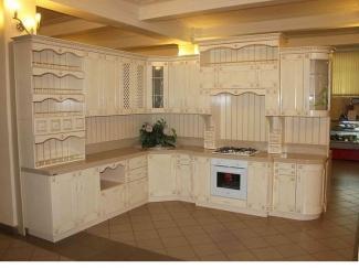 Угловая кухня Модерн С - Мебельная фабрика «Настоящая Мебель»