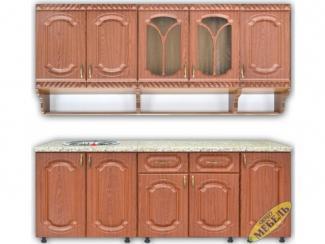 Кухня прямая 74 - Мебельная фабрика «Трио мебель»