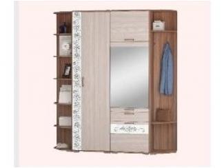 Прихожая Адажио вариант 3 - Мебельная фабрика «Можгинский лесокомбинат»