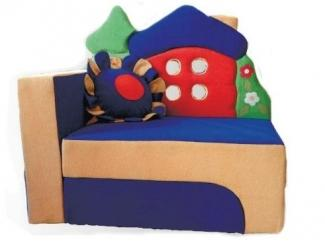 Детский диван-кровать Теремок - Мебельная фабрика «Вега»