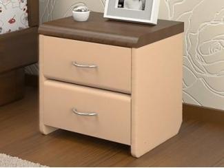 Прикроватная тумбочка Астея 2 - Мебельная фабрика «Торис»