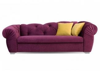 Яркий диван Розе  - Мебельная фабрика «Грос»