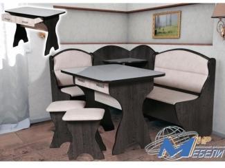 Кухонный уголок Комфорт - Мебельная фабрика «Мир Мебели»